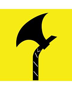 Fahne: Flagge: Telemark