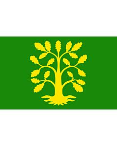Fahne: Flagge: Vest-Agder Fylke