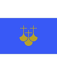 Fahne: Flagge: Møre og Romsdal