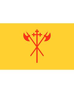 Fahne: Flagge: Sør-Trøndelag