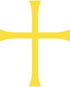 Fahne: Flagge: Nord-Trøndelag