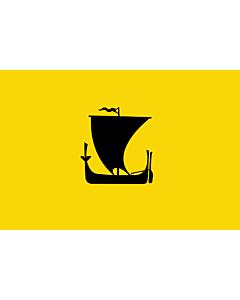 Fahne: Flagge: Nordland