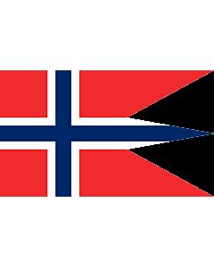 Fahne: Flagge: Norwegen