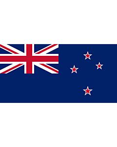 Fahne: Flagge: Neuseeland