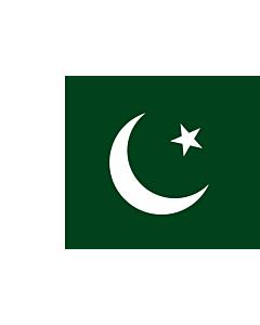 Fahne: Flagge: Pakistan
