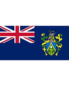 Fahne: Flagge: Pitcairninseln