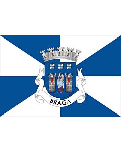 Fahne: Flagge: Braga
