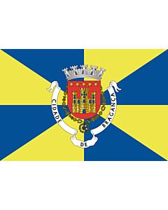 Fahne: Flagge: Bragança