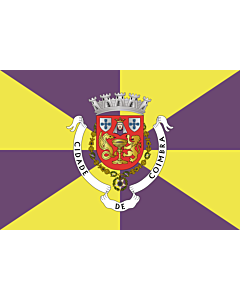 Fahne: Flagge: Coimbra