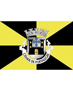 Fahne: Flagge: Portalegre