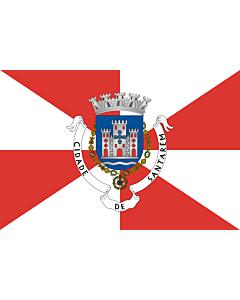 Fahne: Flagge: Santarém