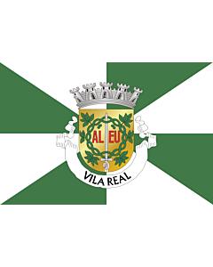 Fahne: Flagge: Vila Real