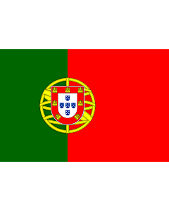 Fahne: Flagge: Portugal