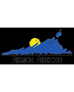 Fahne: Flagge: Réunion