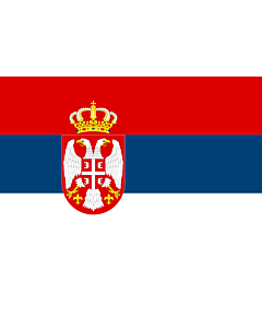 Fahne: Flagge: Serbia state  proposal R-41   Discussion proposal for colours for the State Flag of Serbia