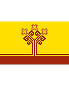 Fahne: Flagge: Chuvash