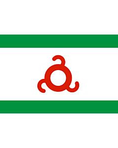 Fahne: Flagge: Inguschetien