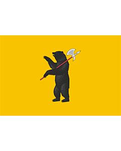 Fahne: Flagge: OblastJaroslawl
