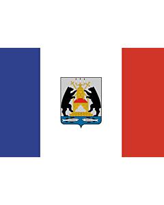 Fahne: Flagge: OblastNowgorod