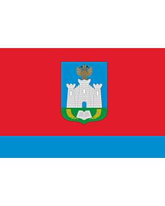 Fahne: Flagge: OblastOrjol