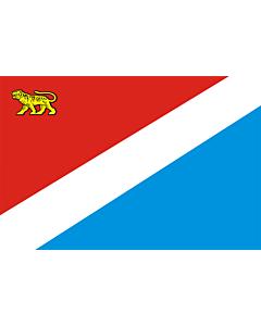 Fahne: Flagge: PrimorskiKrai