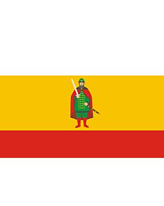 Fahne: Flagge: OblastRjasan