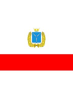 Fahne: Flagge: OblastSaratow