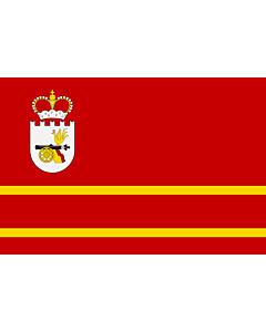 Fahne: Flagge: OblastSmolensk