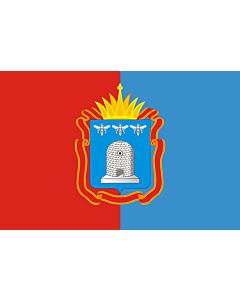 Fahne: Flagge: OblastTambow