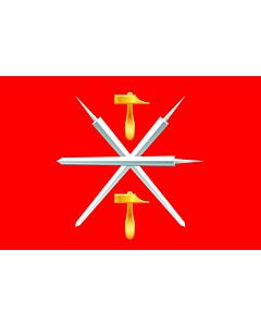 Fahne: Flagge: OblastTula