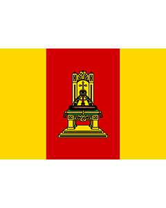 Fahne: Flagge: OblastTwer