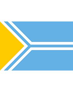 Fahne: Flagge: Tyva