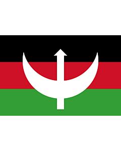 Fahne: Flagge: Mahdist Revolt