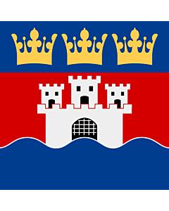 Fahne: Flagge: Jönköping