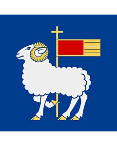Fahne: Flagge: Gotland