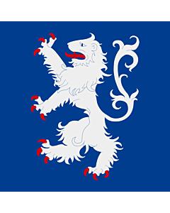 Fahne: Flagge: Halland