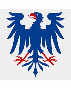 Fahne: Flagge: Värmland