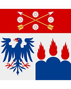 Fahne: Flagge: Örebro