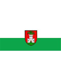 Fahne: Flagge: Ljubljana