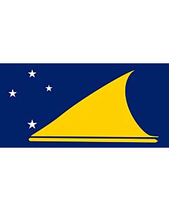 Fahne: Flagge: Tokelau