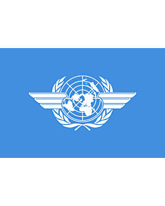 Fahne: Flagge: ICAO