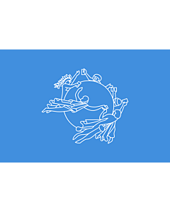 Fahne: Flagge: Weltpostverein