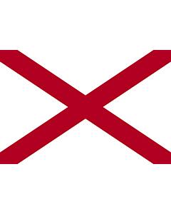 Fahne: Flagge: Alabama