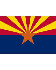 Fahne: Flagge: Arizona
