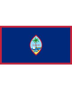 Fahne: Flagge: Guam