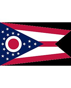 Fahne: Flagge: Ohio