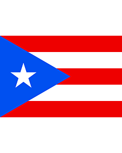 Fahne: Flagge: Freistaat Puerto Rico