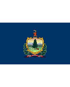 Fahne: Flagge: Vermont