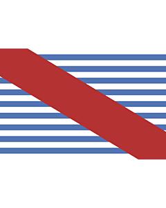 Fahne: Flagge: Canelones (Departamento)