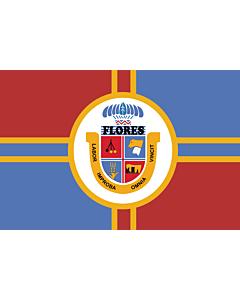 Fahne: Flagge: Flores